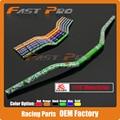 """Motorcycle Motocross Dirt Bike Aluminum 1 1/8"""" 28mm Handlebars Handle Tubes Fat Bars For KX KXF KLX125 200 250 450 Dirt Bike"""