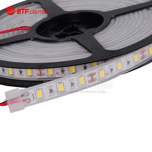Image 4 - 5730 5630 SMD Led Streifen Licht Warm Natural Cool Weiß 5m 300 LEDs Heller Als 5050 3528 2835 LED lichter Flexible Beleuchtung 12V