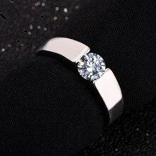 Обещание стрелки розового diamond любителей aaa людей cz покрытием обручальное классический