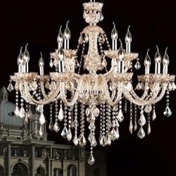 15-Lamps-Lustres-de-teto-Lamparas-Colgantes-Luxury-chandelier-Lustres-Chandeliers-Crystal-Chandelier-110-220v-E12