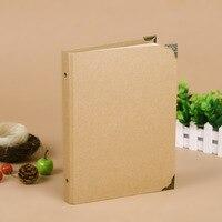 Diy Accordion Style Wedding Photo Album Stretched Family And Baby Photo Album Custom Large Blank Scrapbook
