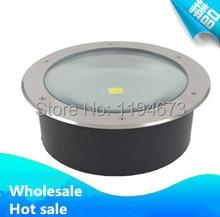 Livraison Gratuite 50 W LED Extérieure Souterrain. Étanche IP68 platelage lumière led. AC85-265V