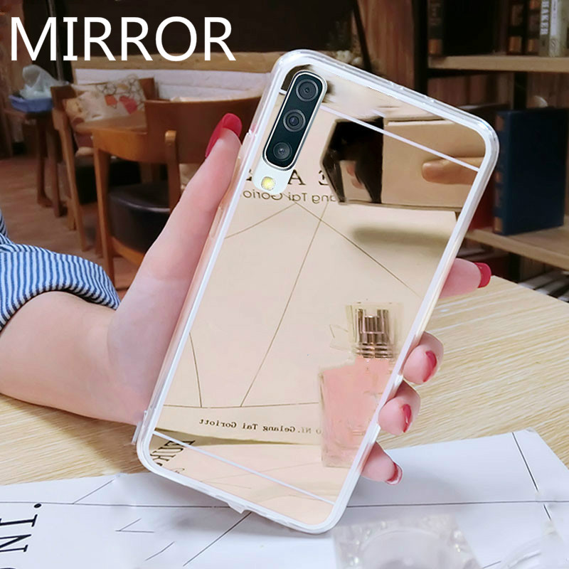 Case For Tpu-Cover A50 A70 A6 Plus Samsung Galaxy Silicone Luxury A10 A20 A30 A40 J4