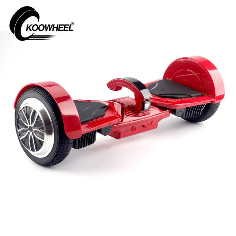 Smart Self Balance Scooter Electric 2 Wheel Hoverboard Skateboard LED lighting bluetooth Hover board UL2272 Geroskuter