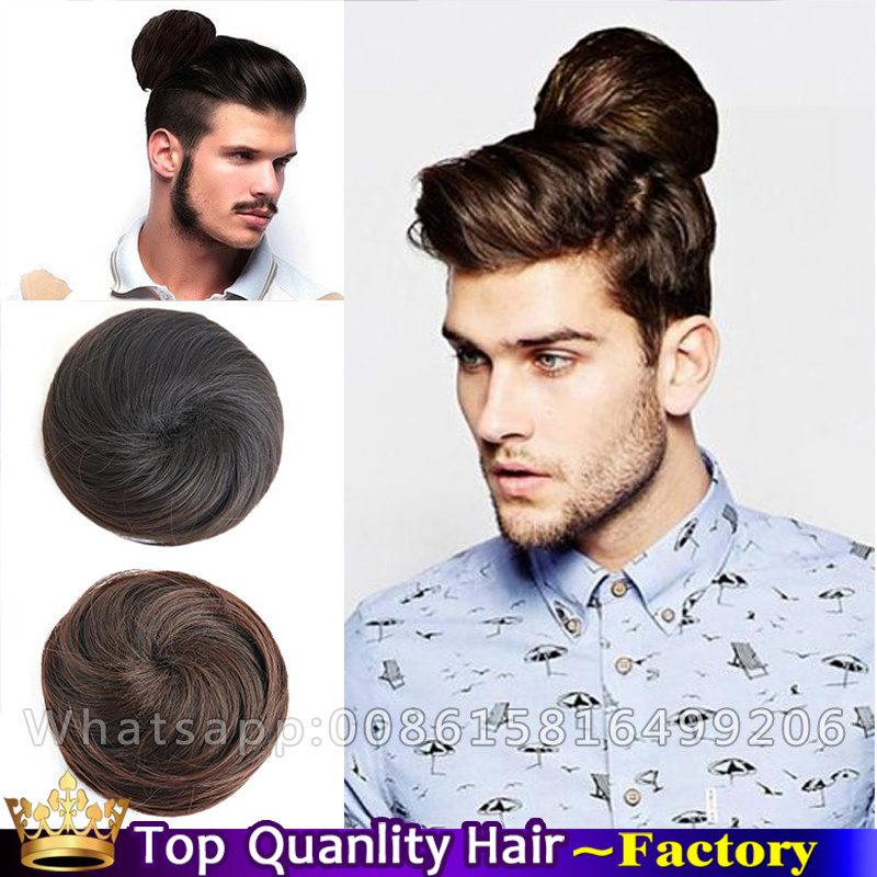 Male Chignon Hair Clip On Man Buns Chignon Hair Accessories Synthetic Scrunchie Donuts Bun Hair Pieces For Sport Man Short Hair Hair Accessories Hello Kitty Hair Accessories Hatsaccessories Hair Baby Aliexpress