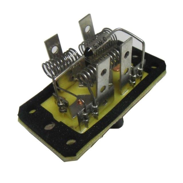4l3z19a706aa 973 015 Hvac Heater Fan Speed Regulator Blower Motor Resistor Fuse Fit For Ford