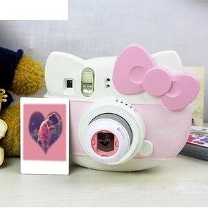Image 4 - Fujifilm Instax Mini 7 s/8/8 +/9 Film Kamera 5 Adet Renk Filtresi Yakın Çekim lens