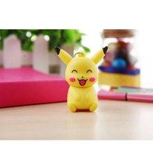classic pendrive Pokemon Pikachu cartoon animal cute 4GB 8GB 16GB 32GB 64GB USB Flash Drives thumb