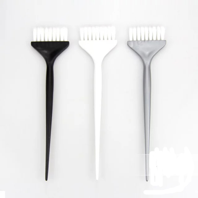 hair color brush white straightentapped hair brush excellent quality