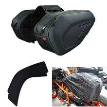 Il trasporto Libero di Oxford SA212 borsa da sella moto rcycle borsa laterale borsa casco Off-road del veicolo pesante moto rbike moto sedile posteriore del sacchetto