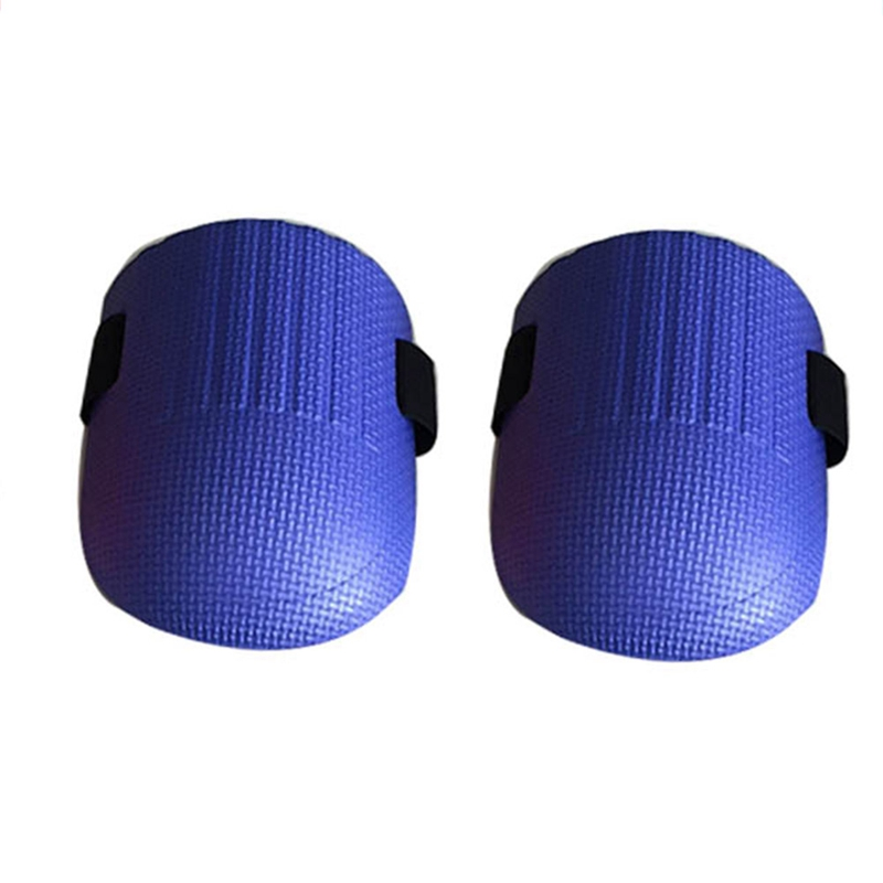 1 Pair Soft and Waterproof Gardening Knee made of Soft EVA Foam with Adjustable Straps for Outdoor Sport and Garden Work 4