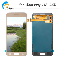 Hot Truth 5Pcs Lot LCD With Touch Screen Digitizer Assembly For Samsung Galaxy J2 2015 J200