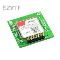GSM GPS SIM808 Breakout Board SIM808 Core Board 2 In 1 Quad Band GSMGPRS Module Integrated