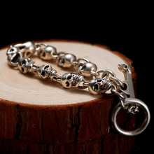 Phantom Skull Bracelet [20cm]