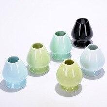 Горячая хорошее качество японский венчик держатель, разной формы матча зеленый чай chasen держатель