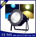 Хорошие эффекты светодиодное сценическое освещение 150 Вт COB каждый RGBWA + УФ многоцветный Par свет диско Вечеринка огни
