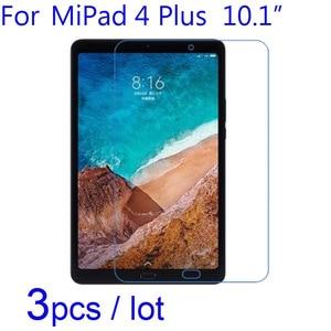 Image 2 - 3 pcs רך מסך מגיני שיאו mi mi כרית 4 בתוספת ברור/מט/ננו אנטי פיצוץ מגן סרט עבור Xio mi mi כרית 4 4 + Tablet
