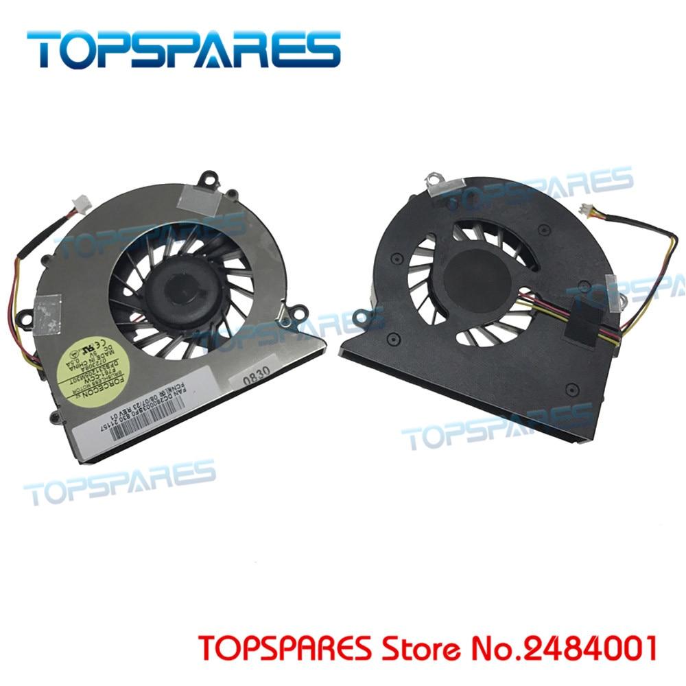 New Original Laptop CPU Cooling Fan For Genuine Acer Aspire 5700 5720 5720G 5720Z 5720ZG 5520 5710ZG 13.V1.B2774F.GN DC280003L00