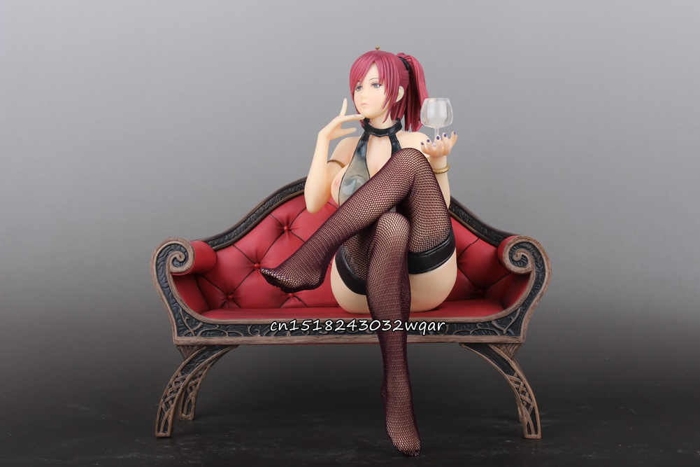 Anime SKYTUBE Decadence Beauty Marie Mamiya From STARLESS PVC Figure  Toy Collectibles Model Doll 57