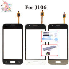 For Samsung Galaxy J1 Mini Prime J106 SM-J106H LCD Touch Screen Sensor Display Digitizer Glass Replacement аксессуар чехол samsung galaxy j1 mini prime j106 gurdini soft touch silicone black