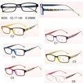 Óculos de marca quadro óculos de leitura óculos de lente de vidro óculos de armação óculos de grau
