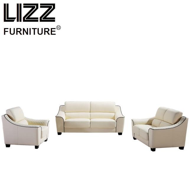 Corner Sofas Loveseat Leather Sofa Chair Para Sala Living Room Luxury Furniture Clic Miami Design