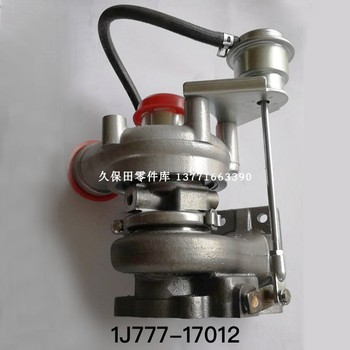 Per Kubota V3307-T Motore Turbocompressore 1J777-17012 Scavatrice escavatore JINLU excavator parts Store