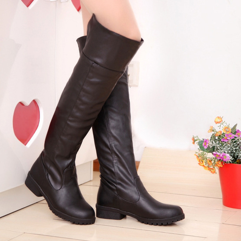 Attack On Titan Shingeki No Kyojin Ackerman Levi Eren Mikasa Scouting Legion Cosplay Costume Anime Women Men Long Boots Shoes