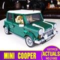NEW LEPIN 21002 1108pcs compatible Technic series  Cooper MK VII Model Kits Blocks Bricks Toys 10242