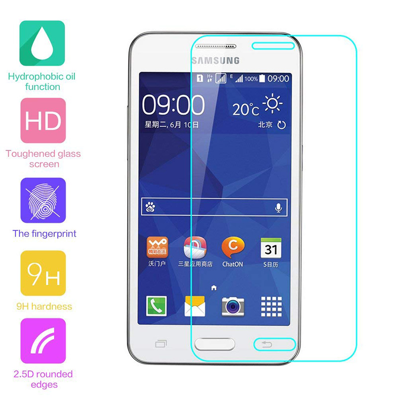 For Samsung Galaxy Grand Prime G5308 G355H G3508 G3812 G110 G130 G390F G386T G313 G360 tempered glass Screen protection film