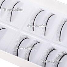 ICYCHEER тренировочные ресницы для наращивания ресниц принадлежности для макияжа практика накладные ресницы