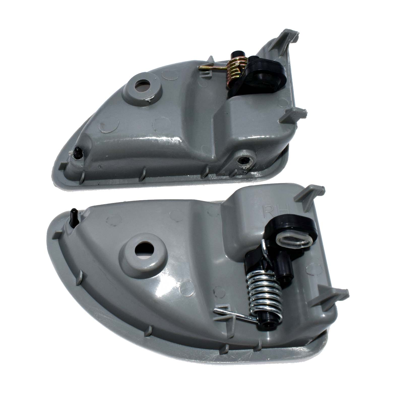 For MB W126 Pair Set Of Front /& Rear Left Inside Interior Door Handle Genuine