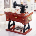 Classic Tinplate Sewing Machine Collections Showcase Craftwork Handmade Retro Ironwork The Projector Models