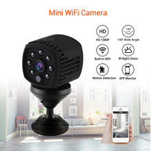 Mini Camera WIFI Camera Wireless IP Cam FULL HD 1080P Night Vision Security Waterproof shell CMOS Sensor Recorder Camcorder full hd 1080p mini wireless wifi ip camera motion sensor night vision voice video recorder mini camcorder home security cctv cam