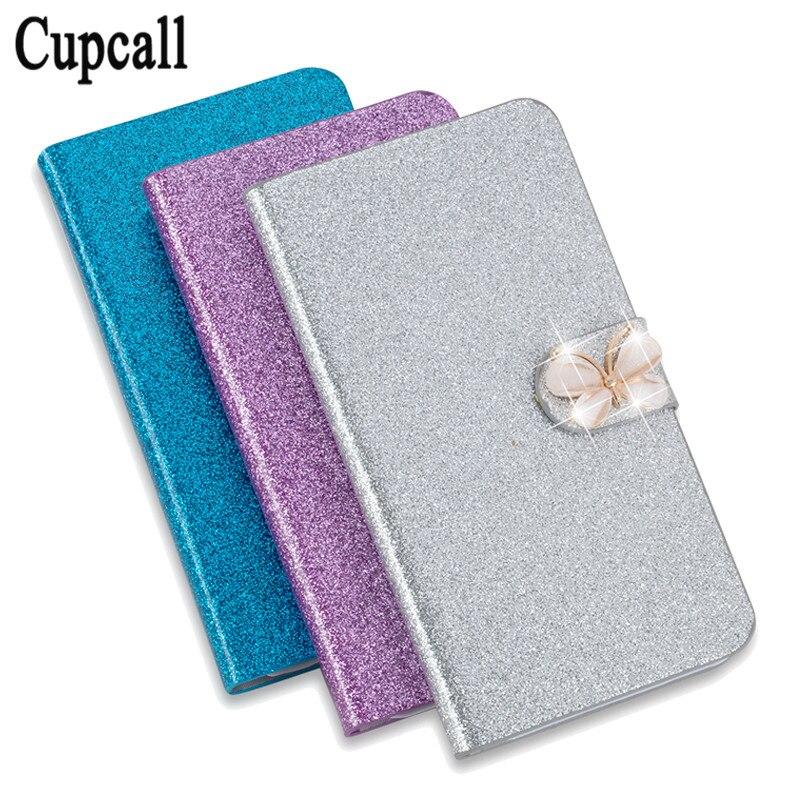 Cupcall высокое качество роскошные блестящие кожаные флип чехол для телефона LG G4 Beat G4S с id <font><b>card</b></font> <font><b>holder</b></font>