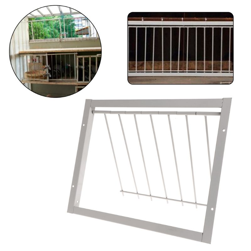 33.5x26cm Pigeon Door Wire Bars Frame Single Entrance Trapping Doors Loft Supplies Racing Birds Catch Removable Bar