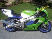 Heiße Verkäufe, Body Kit Für Kawasaki Ninja ZX 7R 1996 1997 1998 1999 2000 2001 2002 2003 ZX-7R ZX7R 97 98 99 Motorrad verkleidung set