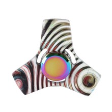 2017 Hot Finger Spinner Toy EDC Hand Spinner Anti Stress Reliever And ADAD Fidget Hand Spinners Colorful Toys