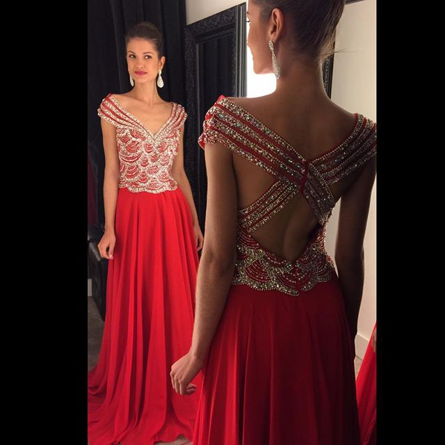 Popular Short Sparkly Red Dress-Buy Cheap Short Sparkly Red Dress ...