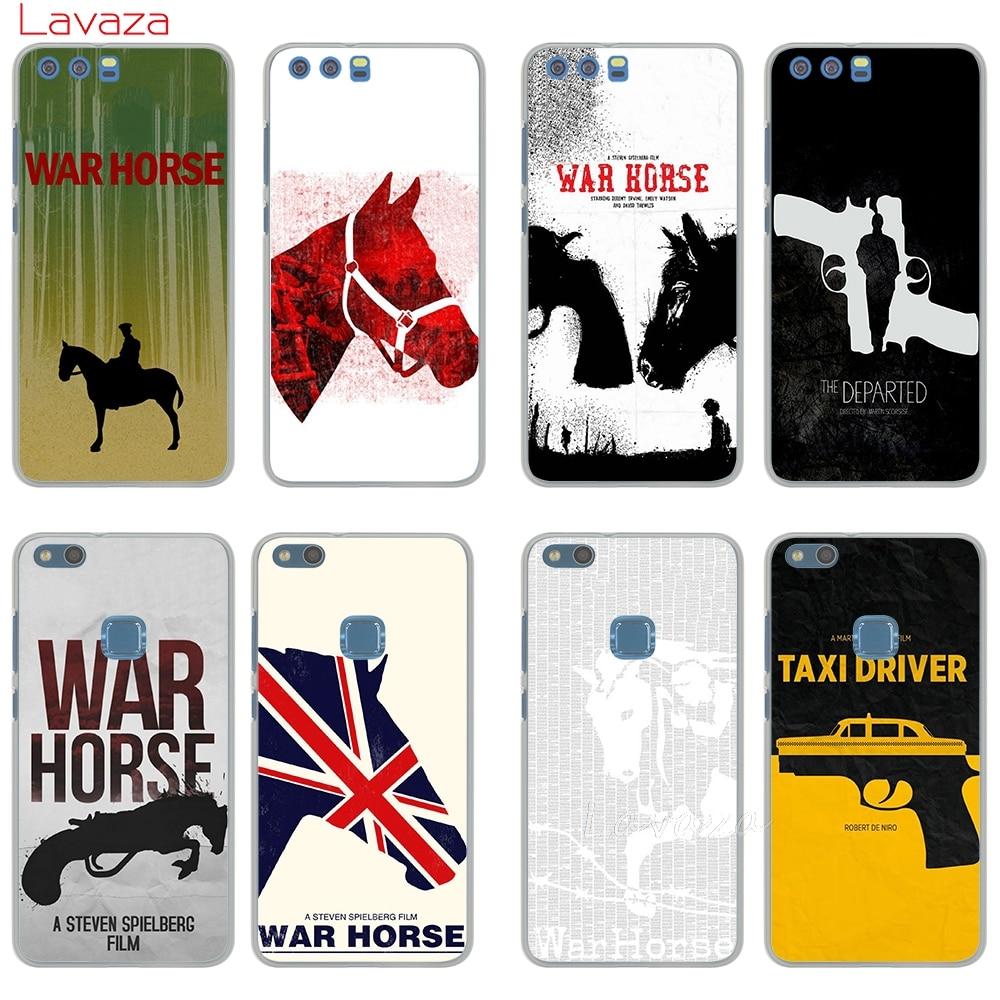 Lavaza War Horse Hard Phone Shell Cases for Huawei nova Lite 2i 3 3i Y5II  Y6II Y5 Y7 Y6 Prime 2017 2018 Cover