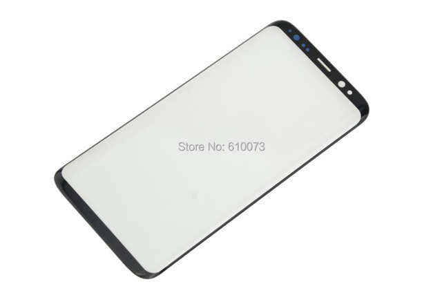 US $6 32 19% OFF Front Outer Screen Glass Lens Replacement For Samsung  Galaxy S10 Plus S10E S9 S8 Plus Note 8 9 Screen LCD Glass+Sticker+Tools-in