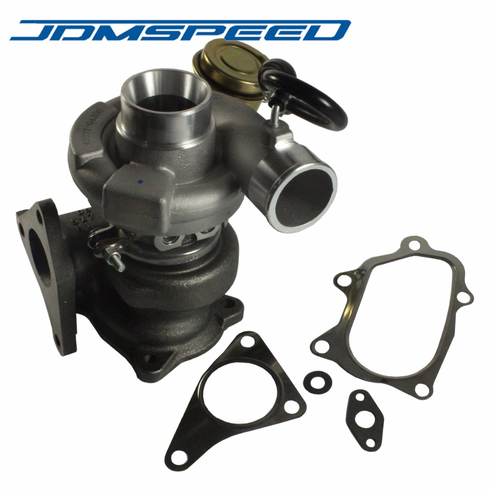 Free Shipping JDMSPEED Brand New Turbo Turbocharger 14411AA5329L 12104912 Fit For Subaru Forester Baja 2004 2006
