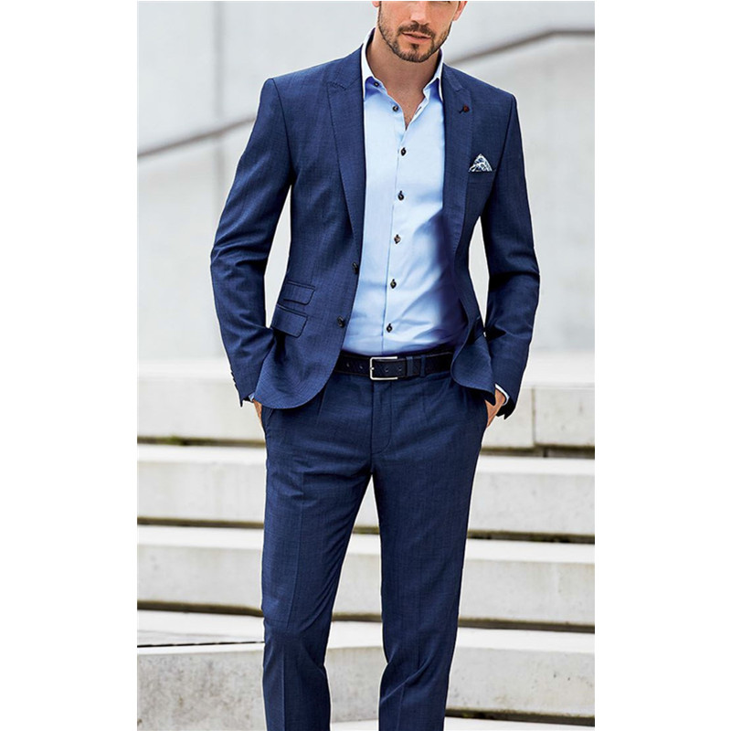 Online Get Cheap Mens Slim Fit Suits Cheap -Aliexpress.com ...