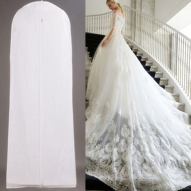 Jdaerk New Gest Wedding Dress Bags Clothes Cover Dust Garment Bridal Gown Bag