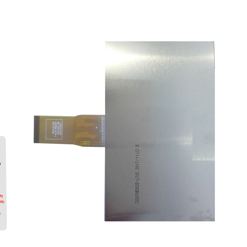 New 163mm*97mm 50pin 7300101463 73002017512E 7300101466 7300130906 7300101462 Display Screen For TABLET