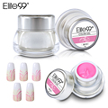 Elite99 New 3D Nail Art Paint Draw Painting Acrylic Color UV Gel Builder False Tips Acrylic Nail Art Polish Kit Set 10pcs