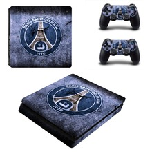 PARIS SAINT-GERMAIN PSG PS4 Slim Skin Sticker Decal Vinyl