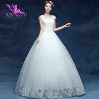 AIJINGYU wedding dresses long party cheap weddingdress 2018 formal dress women elegant WU127