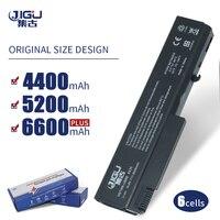 Jigu bateria portátil para hp elitebook  6930p 8440p 6440b 6445b 6540b 6545b 6530b 6535b 6730b 6735b HSTNN-IB68 HSTNN-IB69 cb69