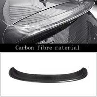 MONTFORD Fit For Volkswagen VW Golf 5 V MK5 Car Styling Carbon Fiber Exterior Rear Spoiler